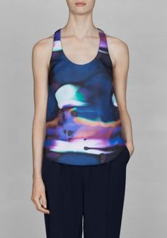 Reflections Print Top | & Other Stories