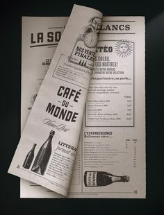 Café Du Monde | The Design Ark