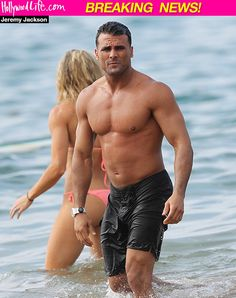 Jeremy Jackson Arrested: 'Baywatch' Star Allegedly Stabs A Man