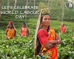 Let's salute the people who play a very crucial role in the growth of our countries economy!  World Labour Day!   #BrewNationTea #WorldLabourDay #LabourDay