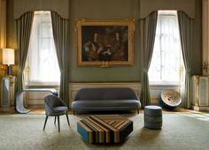 Lancaster House  Design by Lee Broom