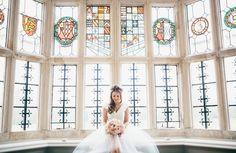 Elmore Court Bridal Shoot For SimplyBridal   Jen Marino Photography   C D Hair   The Bespoke Florist   Megan Bell   #bridal #shoot #pastel #pretty #weddingdress #cdhair #jenmarinophotography #thebespokeflorist #elmorecourt #simplybridal