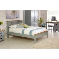 a5017bf1d98c Black Tag Sale * Birlea New Hampshire Bed Frame From Free Delivery. Oak  Furniture Central