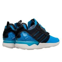 Adidas originals zx 8000 boost mens running shoes size us 11 uk 10.5 blue  b26371