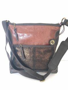 The Sak Leather Bag Crossbody Messenger Designer Fashion Multicolor #TheSak…