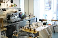 Graz: Restaurant-Guide. Kaffee trinken im Buna Kaffeeladen. Mehr dazu hier: http://piximitmilch.at