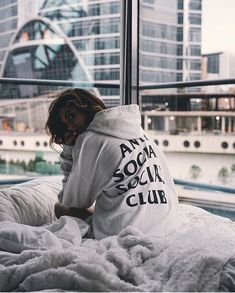 WEBSTA @ hypebae_ - Chillen like a villain in @antisocialsocialclub. Photo…