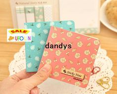 Wholesale Other Office & School Supplies - Buy Natural Flower Sticky Note/ Memo / Note Pads / Message Post / Scratch Writing Book / $1.01 | DHgate
