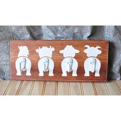 """""""LindermanLane is owned by Mallory, a wood worker creating home decor and wooden toys. She loves to add natural touches to homes as well as toys that bring out a child's imagination. SPECIAL: Use coupon code FEATURE for 10% off. Etsy Shop: LindermanLane Instagram: @lindermanlane #etsy #etsyshop #etsyseller #handmade #handcrafted #crafter #craft #crafts #artsandcrafts #local #buylocal #i #diy #happy #smile #decor #walldecor #homedecor #home #animals #farm #nursery #nurserydecor #cute"""