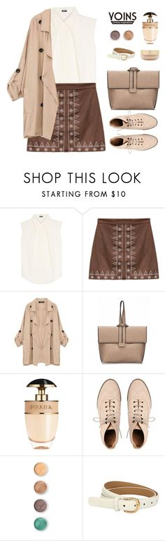 """Fall Fragrance : Yoins #07"" by sweetpastelady ❤ liked on Polyvore featuring beauty, Jil Sander Navy, Prada, ASOS, Terre Mère and Eve Lom"