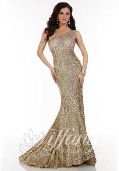 Tiffany 16061 at Prom Dress Shop