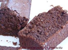 Gâteau chocolat noix de coco http://www.carmen-cuisine.com/article-gateau-chocolat-noix-de-coco-119346483.html