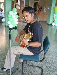 Guitarrista Yarumal