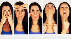 Aprenda fazer cinco movimentos poderosos da ginástica facial e elimine as marcas de expressão. Cada exercício exigirá apenas três minutinhos do seu tempo.