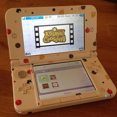 Animal Crossing, 3DS.