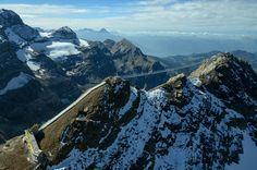 peak walk glacier 3000 - Google 検索