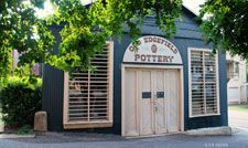 Old Edgefield Pottery, located in downtown Edgefield. Visit to learn more about the stoneware industry in SC. Operated by the Edgefield County Historical Society. ✓