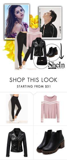 """SheIn 7/10"" by amrafashion ❤ liked on Polyvore"