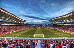 Stadium Images   Rio Tinto Stadium