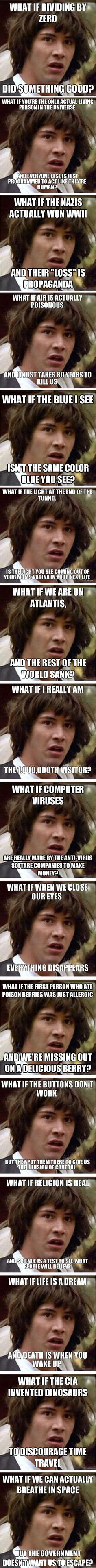 funny Conspiracy Keanu meme compilation on imgfave