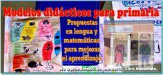 Modelos didácticos para primaria