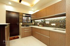 Kitchen design modular designs kitchens benefits of creative interior india for small indian kitche . Modern Kitchen Cabinets, Kitchen Cabinet Design, Painting Kitchen Cabinets, Kitchen Backsplash, Bathroom Cabinets, Flat Interior, Kitchen Interior, Kitchen Decor, Interior Design