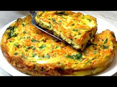 Απλά πατάτα, καρότο και αυγά! Μπορείτε να το κάνετε σε 5 λεπτά! - YouTube Veg Dishes, Potato Dishes, Food Dishes, Best Breakfast Recipes, Brunch Recipes, Easy Cooking, Cooking Recipes, Vegan Wine, Clean And Delicious
