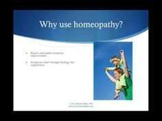 Homeopathy Basics for Ageing Adults (...the Age Gifted) - YouTube