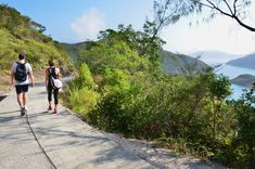 The 100km-long MacLehose Trail offers some of Hong Kong's best hiking © Stefan Irvine / Getty Images