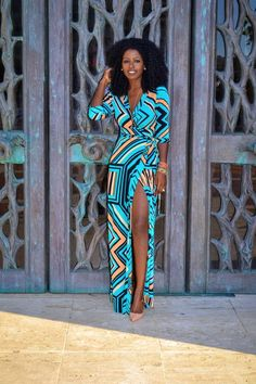 Trendy fashion african women curves maxi dresses Ideas Source by African Attire, African Dress, Love Fashion, Trendy Fashion, Womens Fashion, Trendy Clothing, Fashion Clothes, Cute Dresses, Cute Outfits