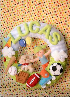 guirlanda esportes Lucas