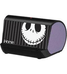 Jack Portable MP3 Player Speaker