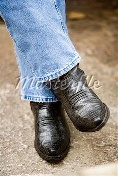 men cowboy boots and jeans - Google Search