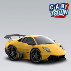 ¡Regresa por tiempo limitado: el Lamborghini Murciélago LP 670-4 Superveloce 2010! Agarra hoy este increíble corredor para completar tu colección Lamborghini. ¡Stock limitado! ¿Qué animal bautizó el modelo siguiente?    21/11/2012