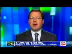 Norquist: 'Shame On' Peter King, 'Hope His Wife Understands Commitments Last Longer Than Two Years'