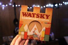 George Watsky - Cardboard Castles. GREAT album!