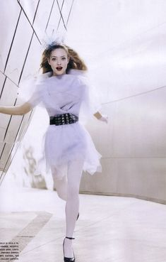 Oh No They Didn't! - Amanda Seyfried in Vogue Italia