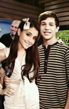 is ariana grande and austin mahone dating