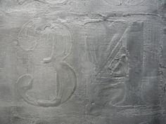 Jasper Johns au musée de Philadelphie.