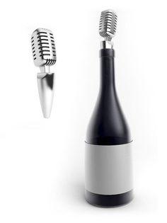 Wine Bottle Stoppers Combo ~ designcombo