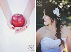 Snow White and The Magic Tree {Storybook Styled Shoot}
