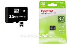 Thẻ nhớ Micro SDHC Toshiba 32GB Class 10 Chính hãng Nhanh tay cùng mua hàng công nghệ giảm giá và các sản phẩm Usb & Thẻ nhớ, Usb & Thẻ nhớ giá rẻ với chất lượng tốt nhất - Thẻ nhớ Micro SDHC Toshiba 32GB Class 10 Chính hãng giá rẻ khuyến mãi đến 33% cho sản phẩm trị Giá 550.000đ Giảm còn 369.000đ tại Biên hoà, Tphcm và giao hàng toàn quốc ngay hôm nay chỉ có tại MuaMuaOnline.com bạn nhé!