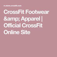 CrossFit Footwear & Apparel | Official CrossFit Online Site