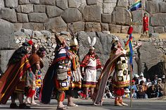 Festival of the Sun, Peru: June 24  Expositions, street fairs, and live music mark the celebration of the sun god.