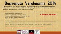 Officine Gourmet Giulia Cannada Bartoli: Boscotrecase (Na) , 14.9 #sorrentinovini benvenuta vendemmia e pranzo contadino