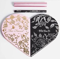 Pin for Later: 14 Unreleased Too Faced Products We Can't Wait to Buy Too Faced x Kat Von D Better Together Collection, Launching Dec. 26 Learn more about Too Faced's holiday set with Kat Von D here.