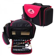 Pistol-Range-Bag-Gun-Cleaning-Kit-Handgun-Driver-Bit-Set-Patches-Mop-Supplies
