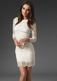 vestido noiva renda curto - Pesquisa Google