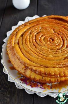 Шотландский спиральный пирог - кулинарный рецепт