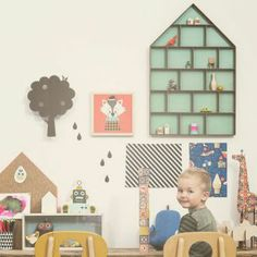 Ferm Living Kids stuff! Scandinavian design! Aline ♥